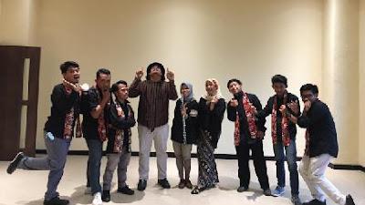 Pradista Kinanthi, Grup Keroncong Asli Purworejo Beranggotakan Remaja