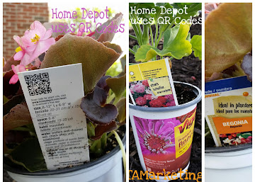 QR Codes adds a Hi-tech twist to Gardening