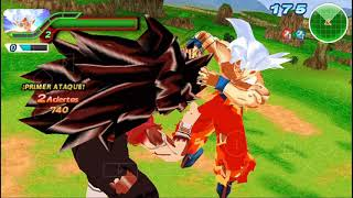 DOWNLOAD! NEW DRAGON BALL TENKAICHI TAG TEAM (MOD) DBLEGENDS V5+MENU PARA ANDROID (PPSSPP) STYLE BT3