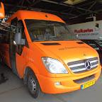 Mercedes Sprinter van Van Fraassen Travelling bus 455