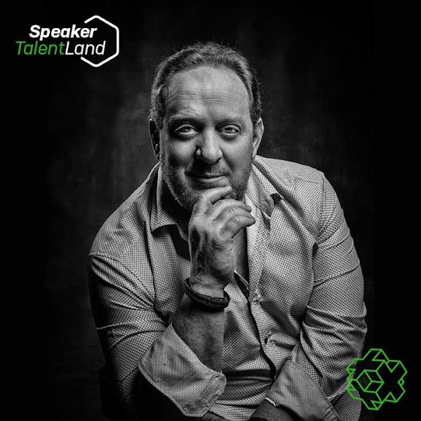 Marcus Dantus de Shark Tank y Startup México en Talent Land 2019