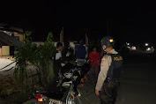 Ipda Akhyar Pimpin Patroli Kamtibmas Polres Morowali