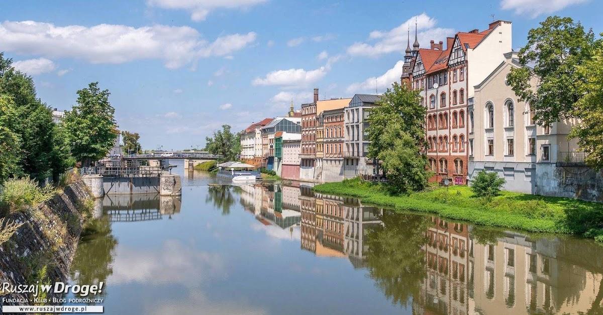 Opole z Wieży Piastowskiej