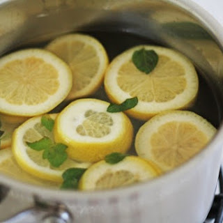 Lemon Mint Ginger Drink Recipes