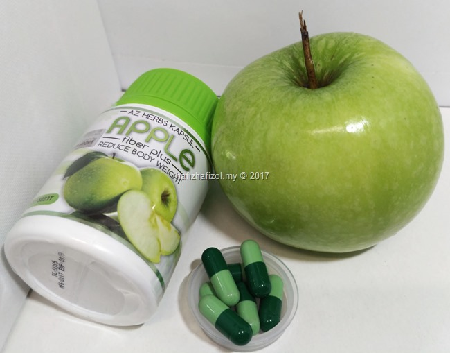 review produk apple fiber plus
