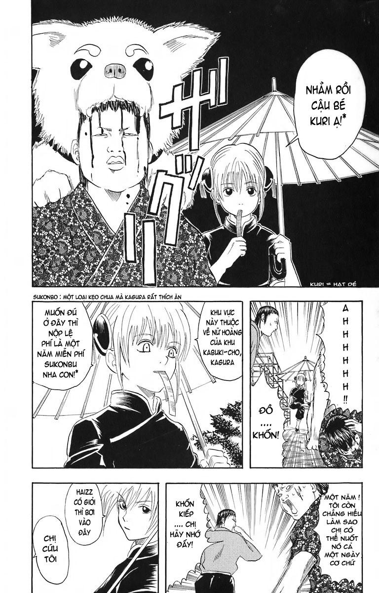 Gintama Chap 23 page 3 - Truyentranhaz.net