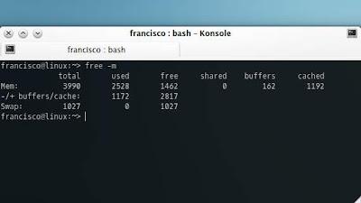 Cómo liberar memoria RAM en Ubuntu