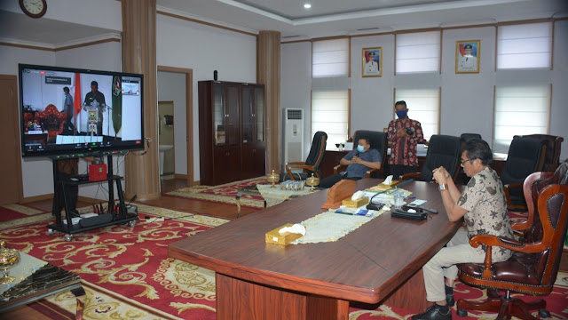 3 Daerah di Sumbar Terima Sertifikat Tanah Program PTSL untuk Rakyat.