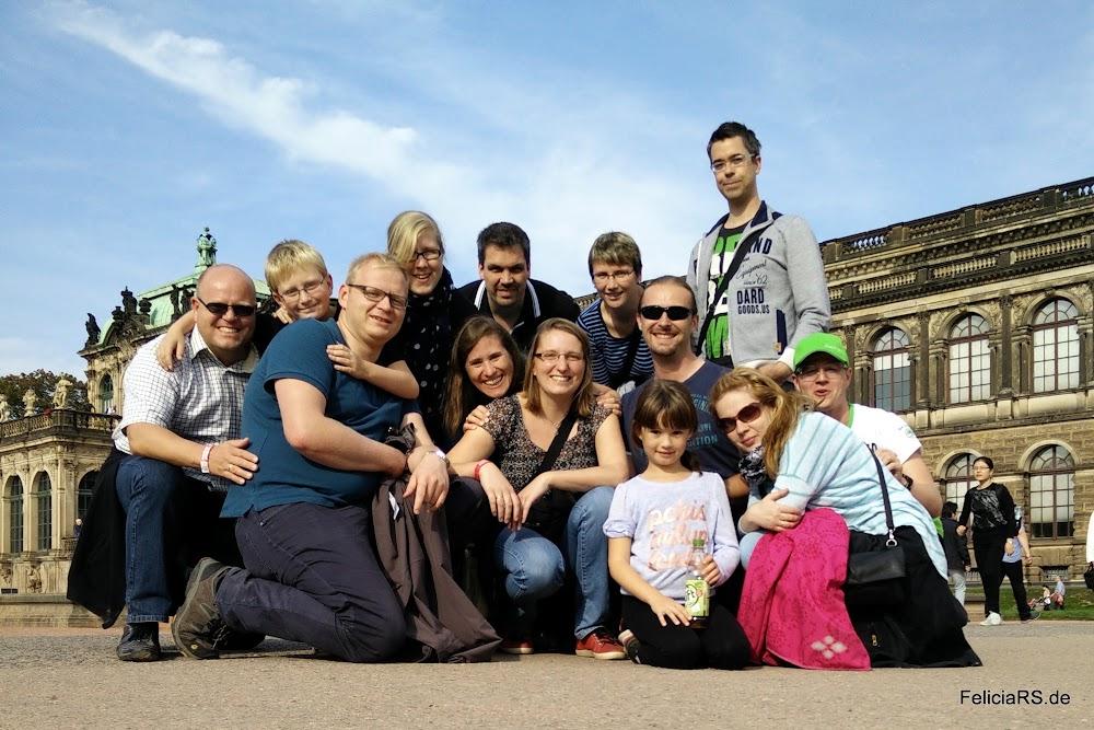 Škoda Community Treffen in Dresden 2015
