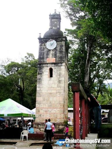 Torre en el parque de La Palma