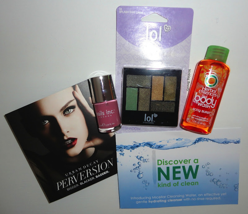 June 2015 Beauty Box Five 3