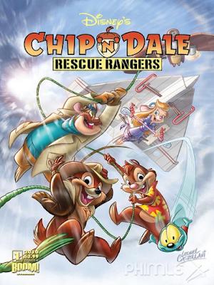 Phim Đội Cứu Hộ Của Chip Và Dale - Chip 'n' Dale Rescue Rangers (1990)