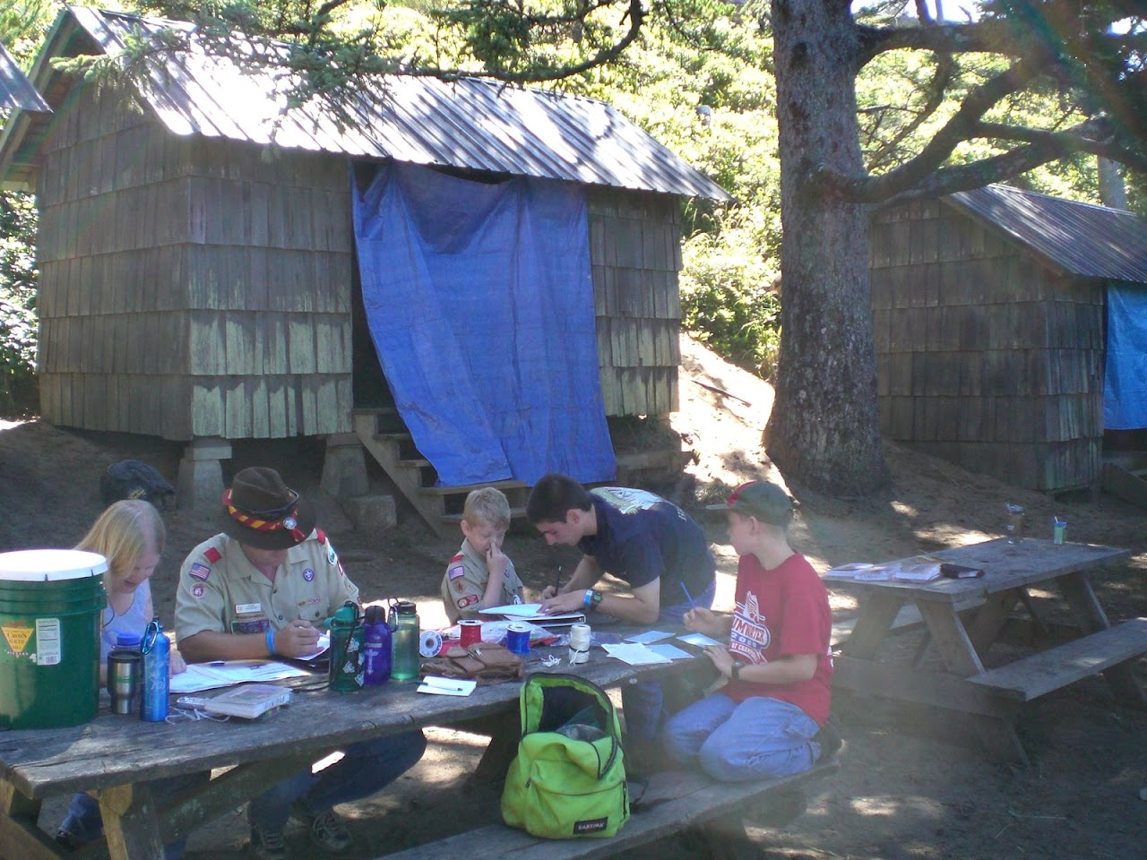 Camp Meriwether 2008 - 2008%7E08%7E10 Camp Meriwether 5.JPG