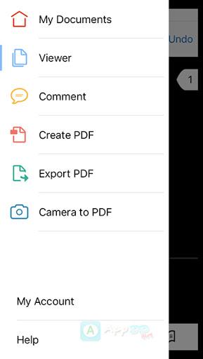 เปิดไฟล์ และแก้ไขไฟล์ PDF บนมือถือ