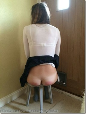 punishment stool