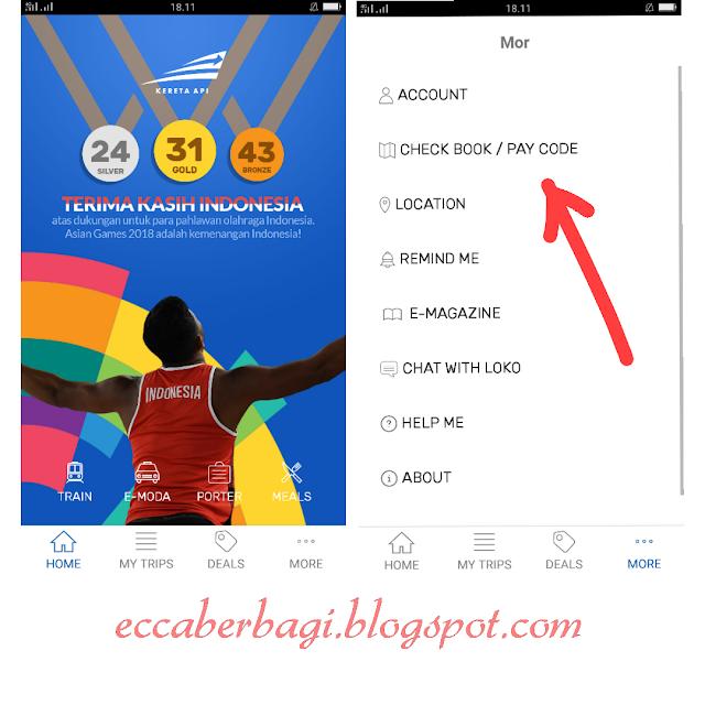 cek kode booking tiket kereta api via kai access ecca berbagi rh eccaberbagi blogspot com