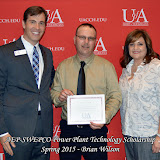Scholarship Awards Ceremony Spring 2015 - Brian%2BWilson.jpg