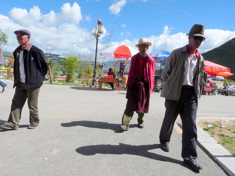 Chine. Yunnan.Shangri la Course hippique annuelle - P1250727.JPG