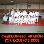 CAMPEONATO ARAGÓN POR EQUIPOS 2008
