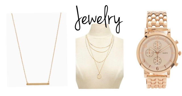 Thrifty Wife, Happy Life- Fall jewelry essentials