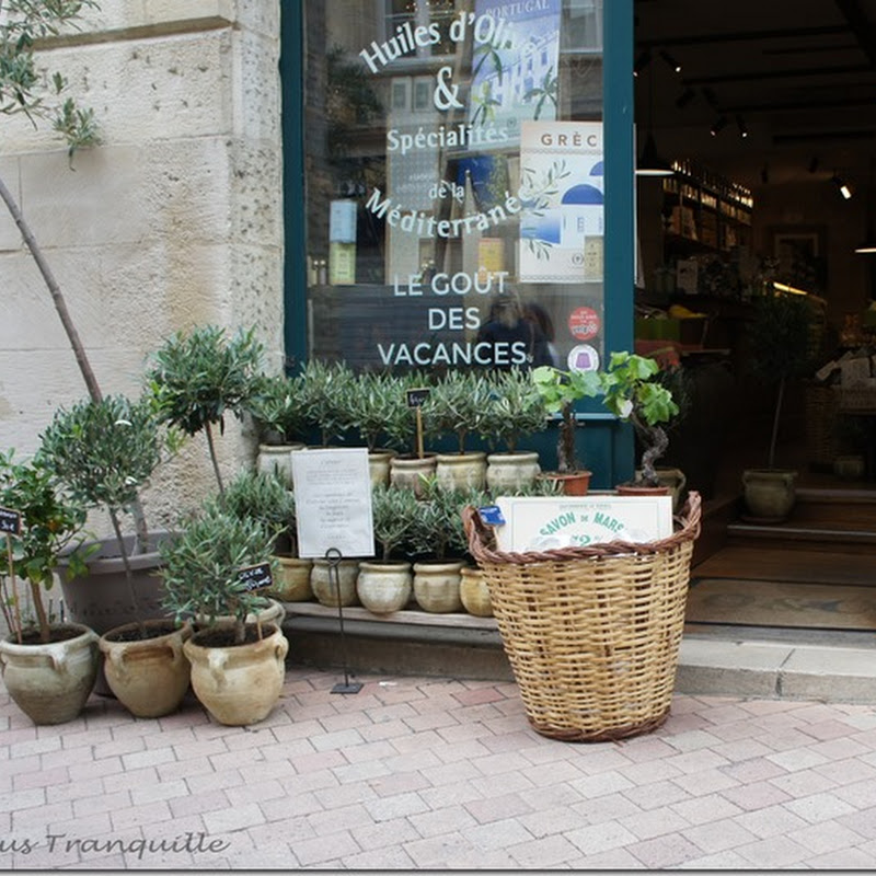 Photo Friday - Olive Shop Bordeaux