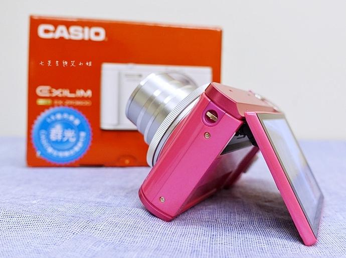 6 CASIO EX-ZR3600 自拍神器