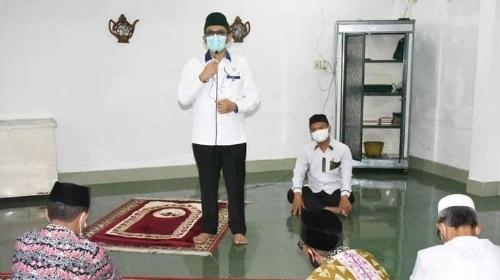 Wako Padang Minta Masyarakat Senantiasa Patuhi Prokes Pencegahan Covid-19
