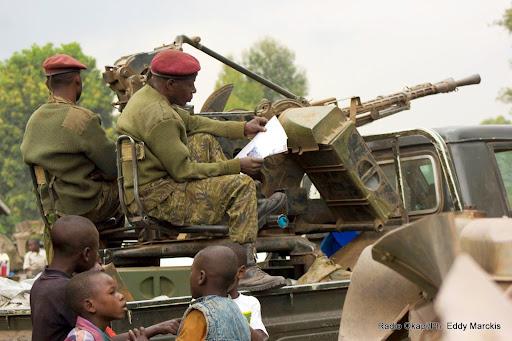 Des pêcheurs congolais suspendent leurs activités sur le lac Édouard