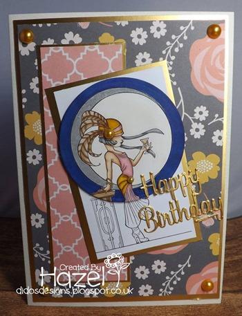 Hazel - celebrations