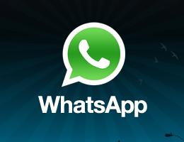 aplikasi whatsapp di ciptakan seperti layaknya aplikasi bbm yang ada ...