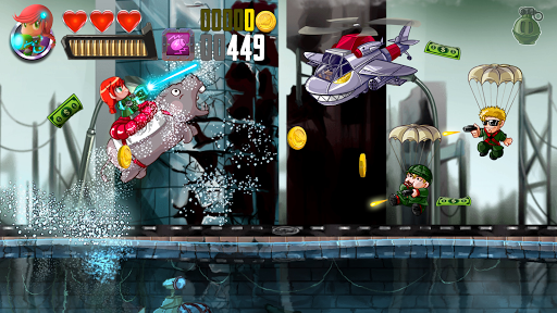Ramboat - Offline Shooting Action Game 4.1.2 screenshots 10