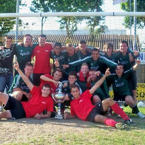 12.05.2008 A-Jugend: Turniersieg in Strijen