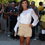 OIC - ENTSIMAGES.COM - Janette Manrara at the  The Car Man - VIP night  Sadler's Wells Theatre London 19th July 2015 Photo Mobis Photos/OIC 0203 174 1069