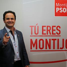Presentación candidatos PSOE Montijo