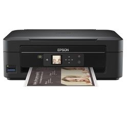 How to reset flashing lights for Epson PX-404A printer