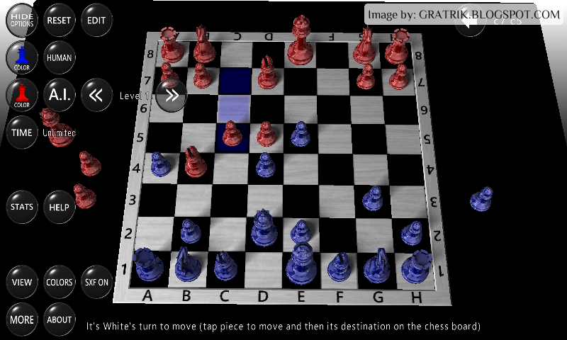 4 MB] 3D Chess Game APK Android Game Download + Review