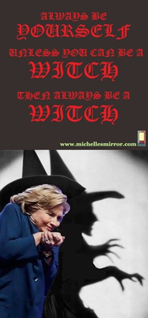 always be a witch