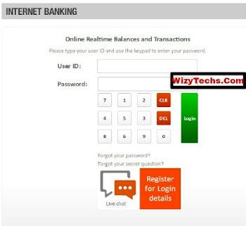 Gtbank internet banking login