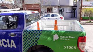 Policía de Chacabuco