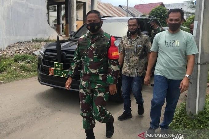 Putra Din Minimi Lulus Seleksi Prajurit TNI AD