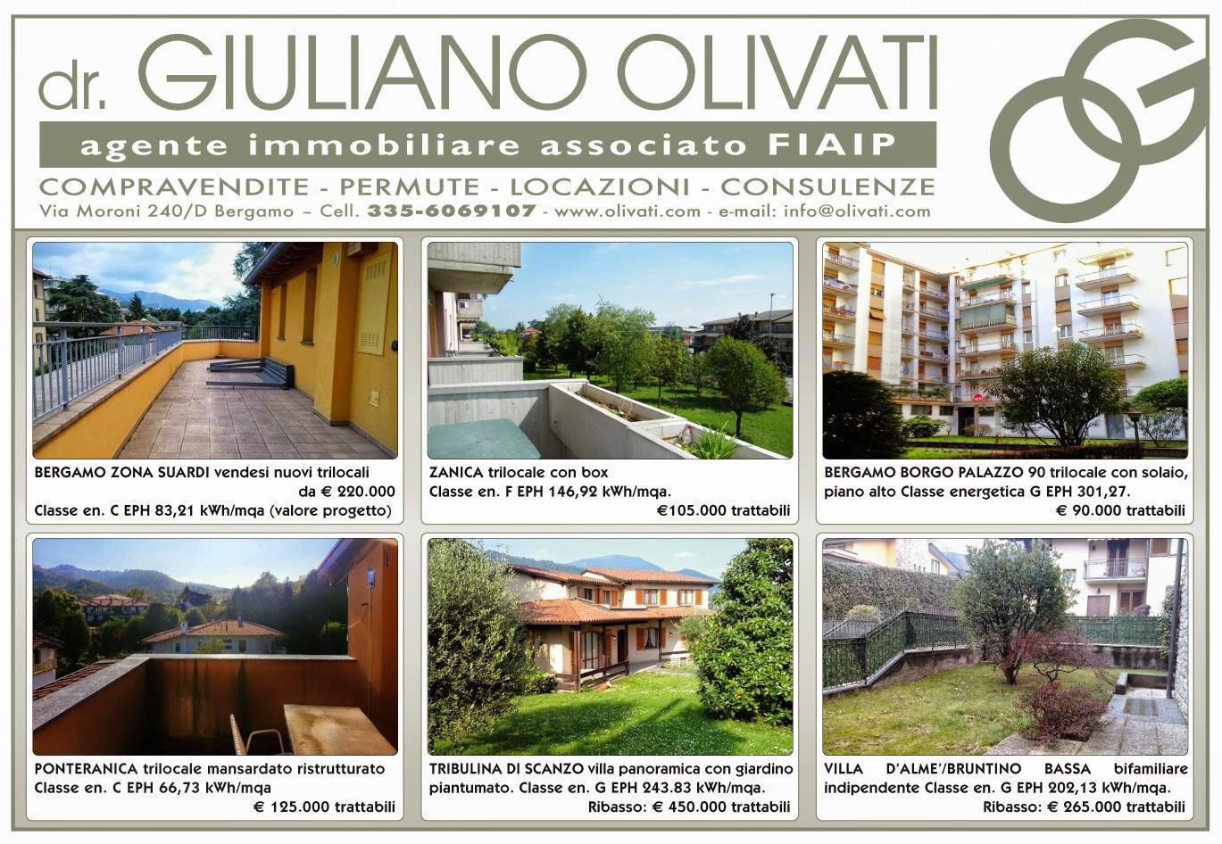 Agenzia immobiliare bergamo olivati casa olivati for Ammobiliare casa