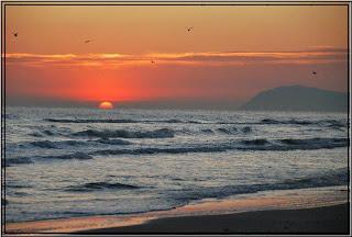 Strand_solnedgang_Lill Ann Olsen