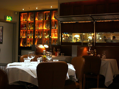 Brasserie Blanc in London