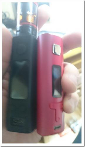 DSC 0766 thumb%25255B2%25255D - iJoy Solo Mini 75Wの#1レビュー「カンタルでの味管理、小回りが効いたデザイン性の良い小型Box Mod」
