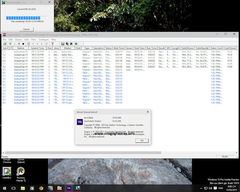 Cài Đặt Lectra-Gerber-Optitex-StyleCad Trên Windows10 X64bit 12