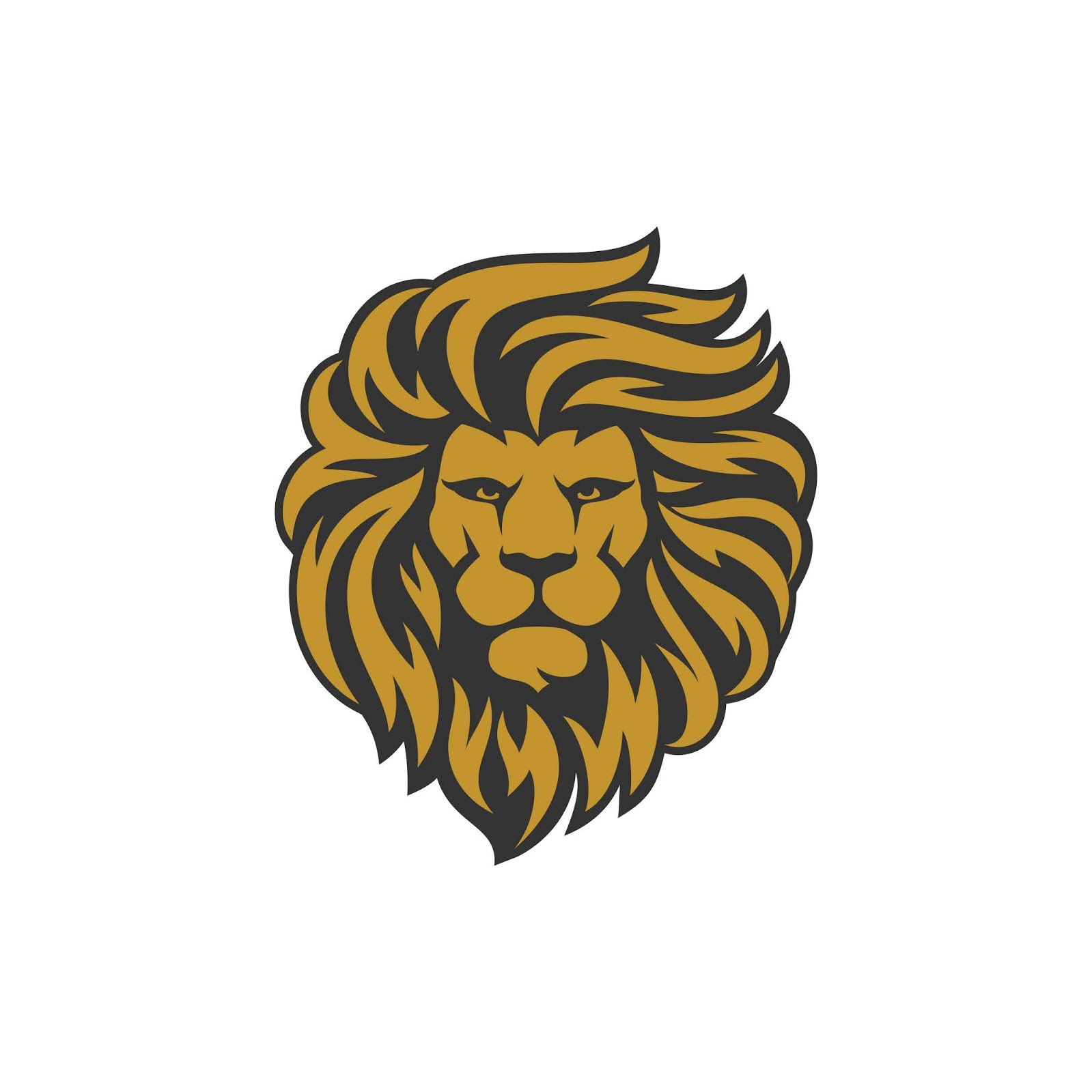 Lion Logo Vector Free Download Vector CDR, AI, EPS and PNG Formats