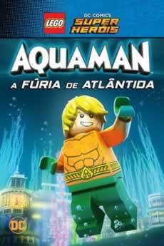 Baixar LEGO Aquaman A Fúria de Atlântida Torrent