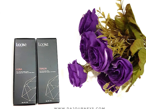 [Review] Looké Cosmetics Luna and Thalia