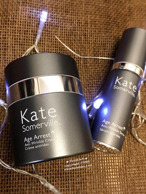 [SKIN] 2015年度我最推介 Anti-aging 產品 - Kate Somerville Age Arrest