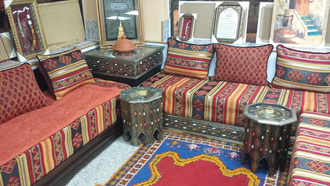 Salons Marocains Prets Handicraft A Saint Leonard